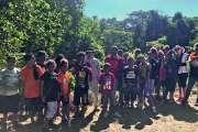 Les collégiens sensibilisés à la protection de l'environnement, à Canala