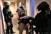 Une rupture amoureuse dégénère, les policiers du Raid interviennent