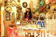 Une boutique artisanale  aux couleurs des Îles Australes