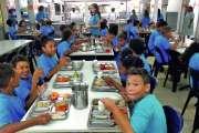 La cantine de l'internat provincial lutte contre le gaspillage alimentaire
