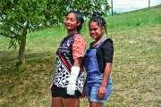 Deux Dumbéennes aux Interligues