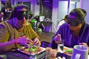 L'Envergure à l'épreuve du dîner à l'aveugle