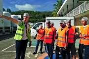 A la découverte de l'industrie agroalimentaire à Nouméa