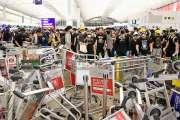 Deuxième journéede chaos à l'aéroport