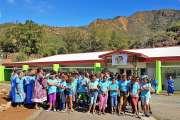 Thio a inauguré son nouveau centre culturel Xwa Mârâ