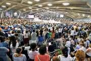 A Lourdes, la « précarité » au cœur du pèlerinage de l'Assomption