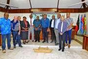 La province des îles Loyauté se rapproche du Vanuatu