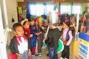 Pouembout a aussi fait son carnaval des écoles