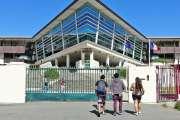 Débrayage au lycée du Grand Nouméa