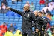 Le PSG, premier test pour  le nouveau Real de Zidane