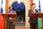 Taïwan ou la Chine : les îles Salomon ont choisi Pékin