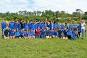 Le Touch rugby rapproche des élèves australiens et calédoniens