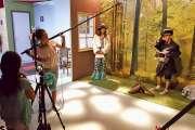 Réaliser un film pour comprendre ce qu'il se passe derrière la caméra