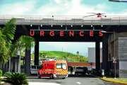 Une retraitée attaque les pompiers et le CHT