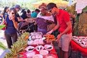 Le Jeudi de Tahiti régale les curieux et surtout les gourmands