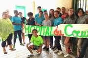 Les jeunes sportifs de l'AS Collège ont couru pour la bonne cause