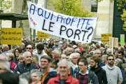Opération « Balance ton port ! » à Brétignolles