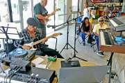 Yvon Millot a donné son dernier concert sur le Caillou