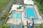 La piscine accueillera les compétitions du championnat de natation