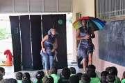 Le Dansôbus a fait escale dans les écoles de La Foa