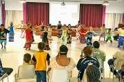 Les enfants racontent leur voyage à Huahine