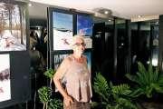 Maéva Bochin expose au Naina Park Resort
