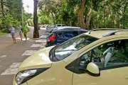 Le parc de La Dumbéa fermé aux voitures