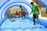 Un nouveau parc d'attractions s'installe à Ko We Kara pour Noël