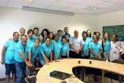 Des jeunes de Tenerife, à Téremba