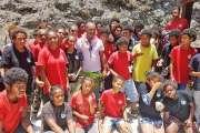 Les élèves de Segpa disent au revoir à leur professeur