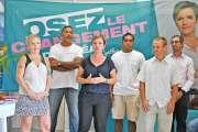 Cynthia Jan dévoile un programme  pour « réparer » et « changer la ville »