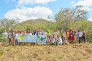 La forêt sèche de Déva s'enrichit  de 500 arbres