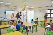 L'association Défi santé rend visite aux enfants des écoles