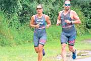 Aquathlon, trek et football au menu de ce week-end