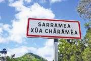 Des coups de feu et une maison brûlée à Sarraméa