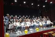 Remise de brevets aux diplômés du collège Savio