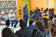 Les Sages vont à la rencontre des élèves de Do Kamo