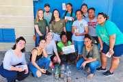 Des étudiants de BTS lancent  une opération de ramassage de mégots