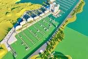 Marina de Nouré : une première phase adaptée à la crise sanitaire
