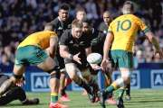 Les All Blacks balayent les Wallabies