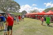 Le premier Marché broussard  s'est tenu dimanche au village