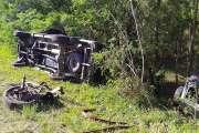 Collision mortelle au pont de La Tontouta