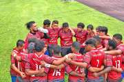 Trois victoires pour  les jeunes Cagous