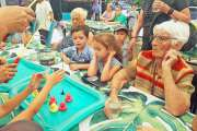 Une rencontre intergénérationnelle aux bénéfices mutuels aux Jardins d'Eleusis