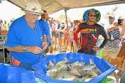 Record de pêcheurs mais pas de bossus