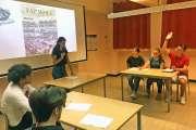 Des lycéens s'affrontent dans des joutes oratoires
