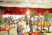 Les élèves de Théodore-Kawa-Braino exposent au centre socioculturel