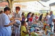Un après-midi de fête pour les enfants et les patients du Médipôle