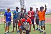 Lifou domine les interclubs handisport