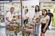 La Banque alimentaire réalise une meilleure collecte que l'an passé